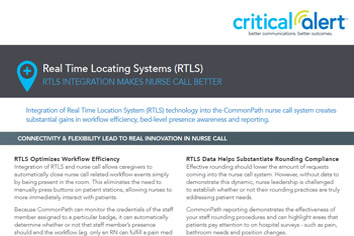 Real Time Staff Asset Locating Systems Special Care Systems
