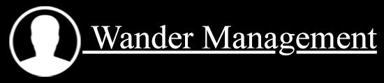 Wander Management